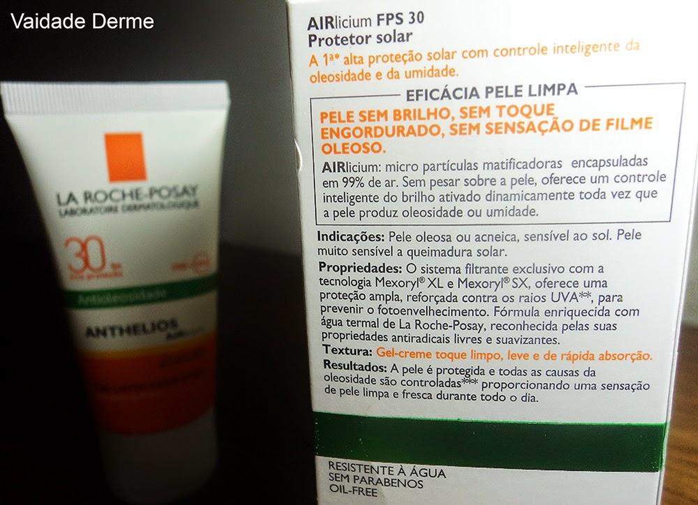 La Roche-Posay Anthelios Airlicium FPS 30