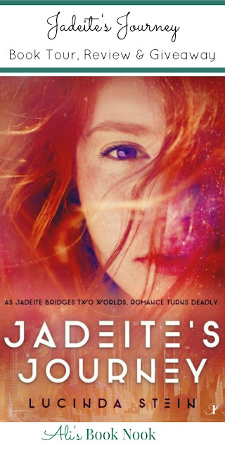 Jadeite's Journey book tour, review, and giveaway