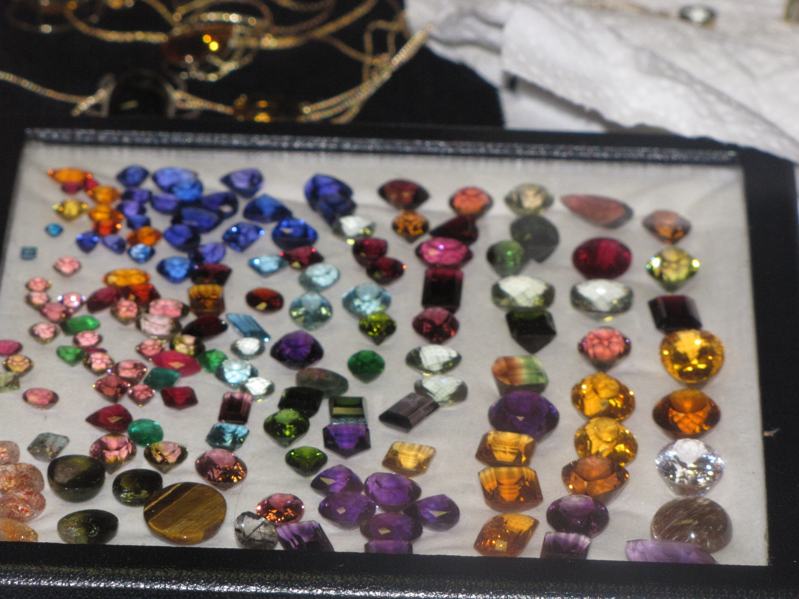 The Globe Newspaper Zambian Gemstone Company Showcases