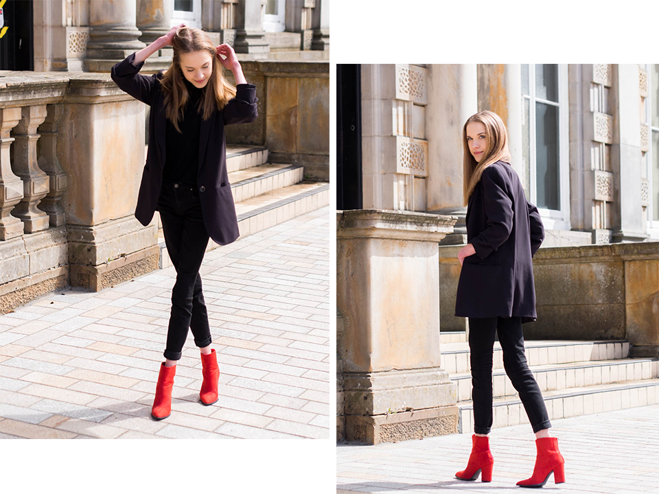 all-black-outfit-and-red-ankle-boots
