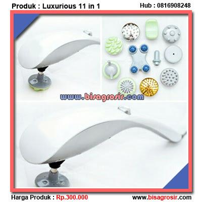 Luxurious massager Alat Pijat 11 in 1