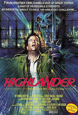 Sinopsis film Highlander (1986)