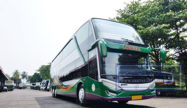 sejarah bus lorena