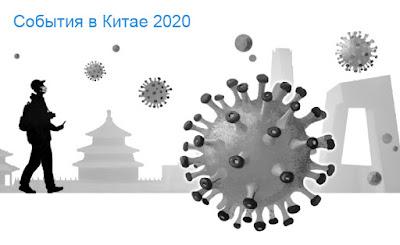 События в Китае 2020, коронавирус