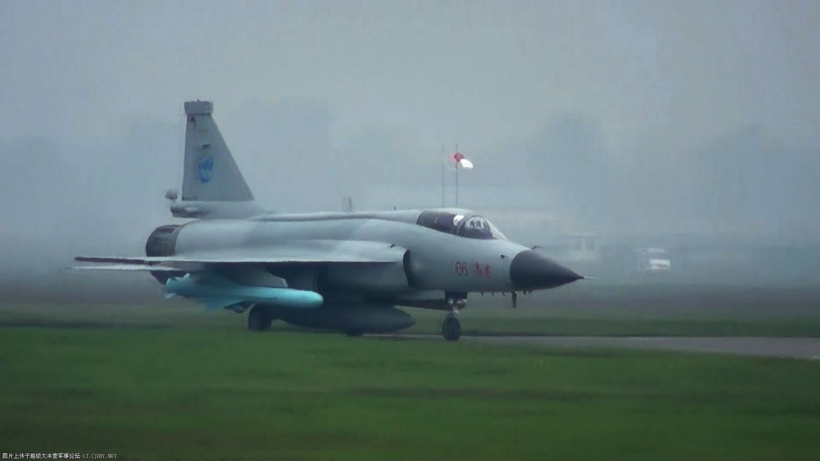 Images of JF-17 Thunder with Active C-802A Anti-ship Missile