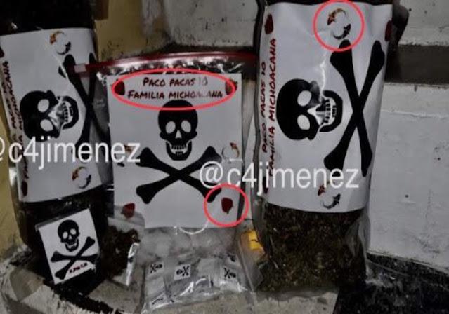 """""""Paco Pacas"""" el capo que trafica en ropa de pacas rompe pacto con La Familia Michoacana y se va con El CJNG,"""