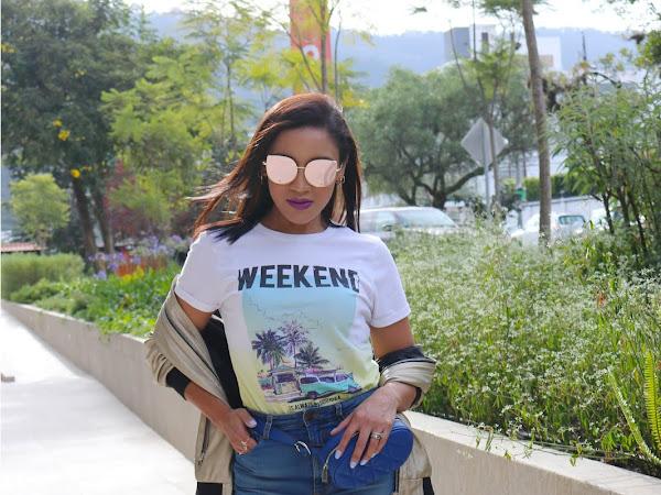 weekend y mis jeans favoritos