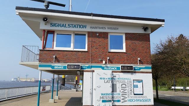 Signalstation Maritimes Wissen