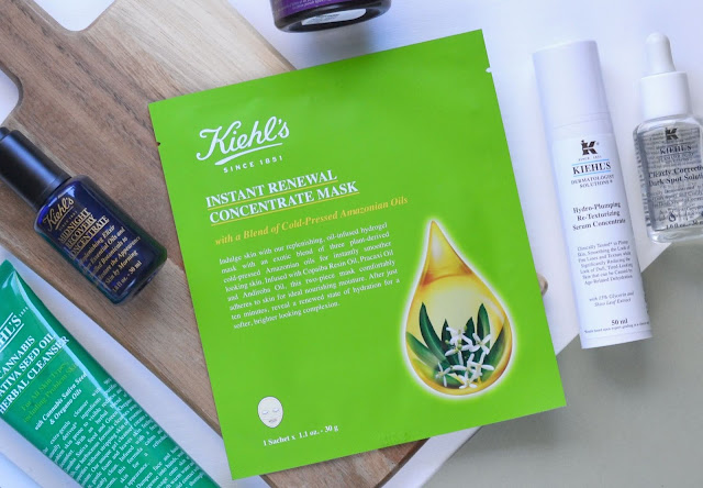 Kiehls Instant Renewal Concentrate Mask