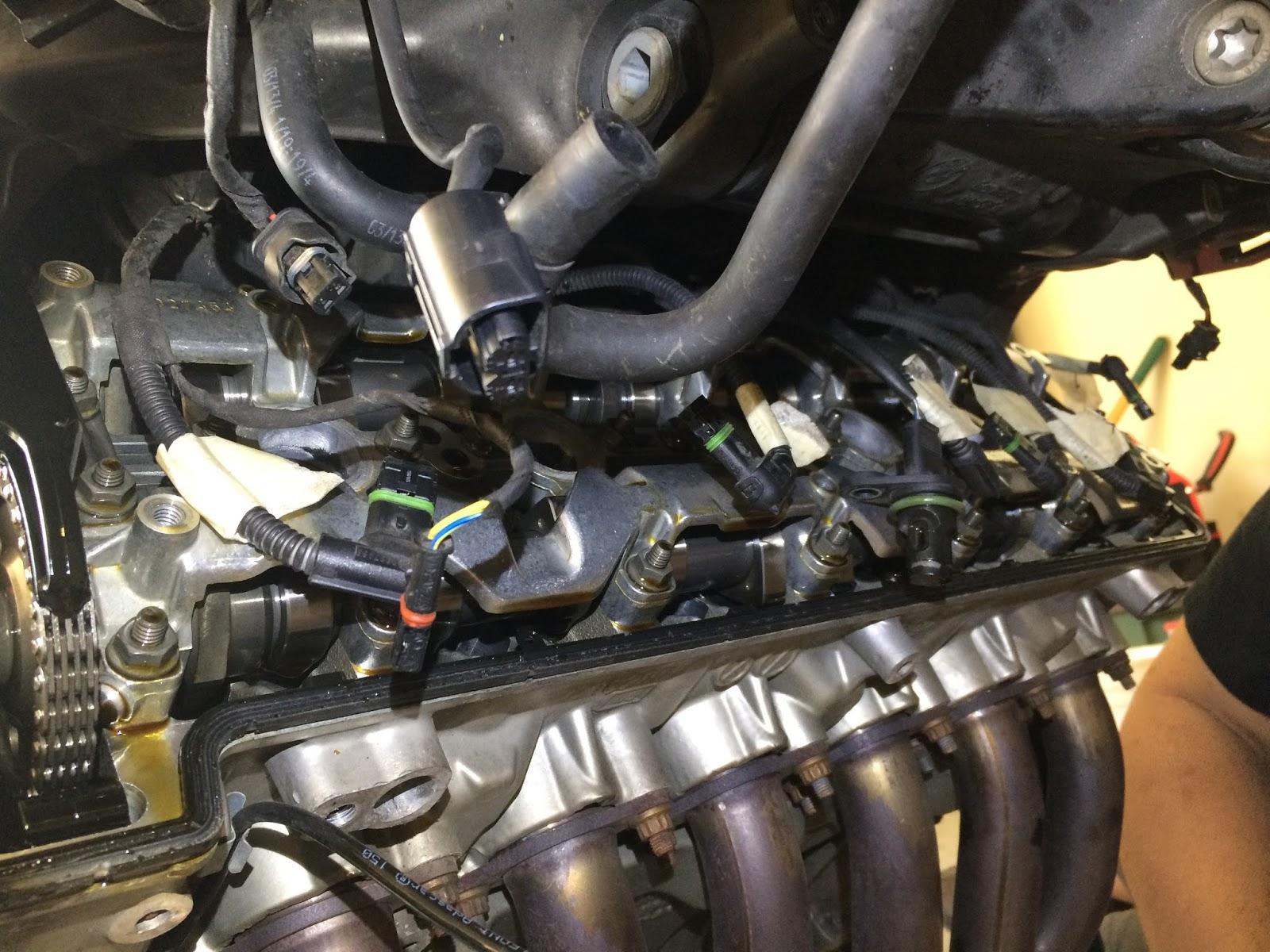 BMW K 1600 GT Blog: 48,000 mile service