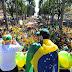 "Globo se recusa a filmar manifestantes do alto e é expulsa aos gritos de ""globolixo"""