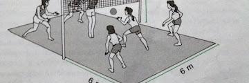 Variasi latihan Permainan Bola Voli (1)