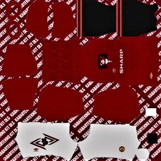 Manchester United 21/22 DLS Kit 22