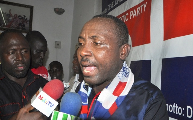 Asiedu Nketia, NDC must school themselves again - John Boadu