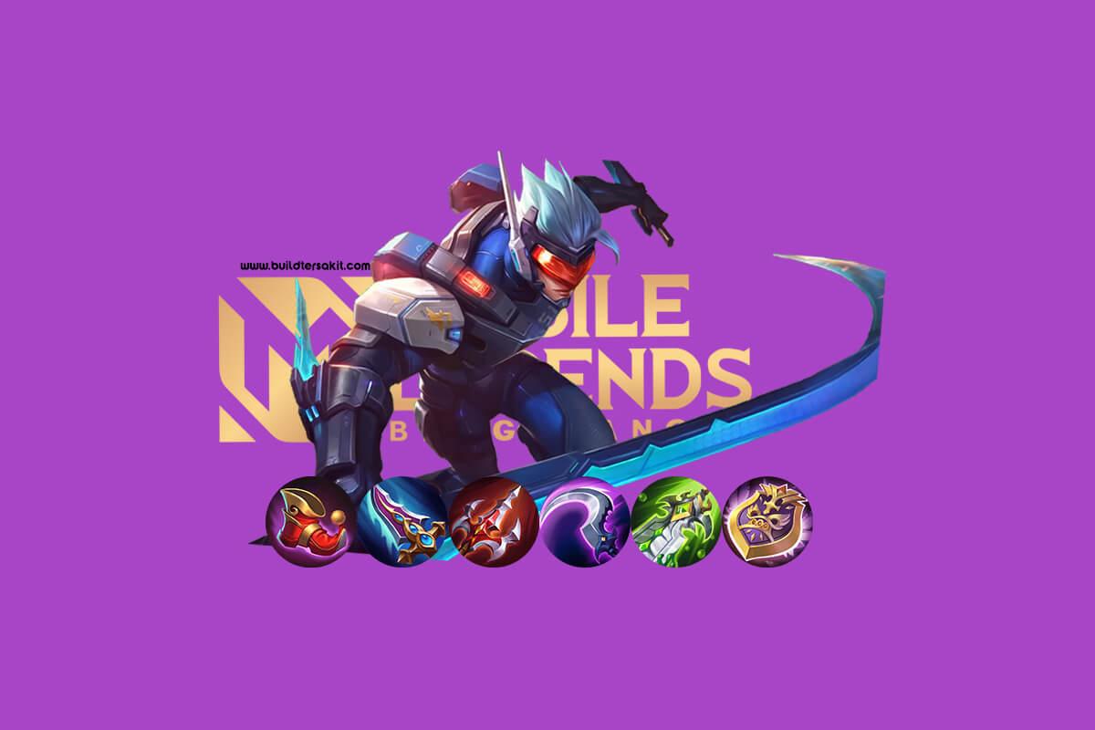 Build Saber Tersakit dan Terkuat 2021 Mobile Legends