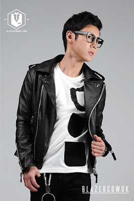 blazer cowok blazercowok.com jaket korean jas pria sk19 a