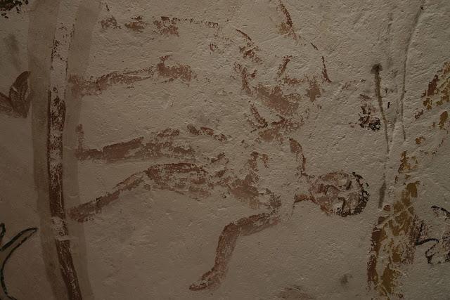 Paintings from the tomb of Petosiris at Muzawaka (XXI)
