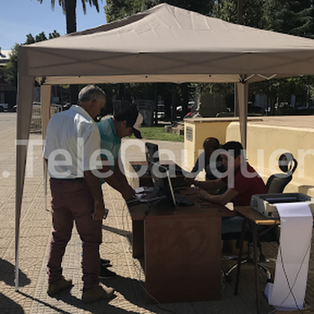 Municipalidad de Cauquenes inició proceso de renovación de permisos de circulación automotriz 2021