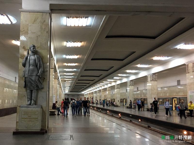 俄羅斯首都-莫斯科(Moscow) 購票方式/地鐵乘坐方式/地鐵路線圖