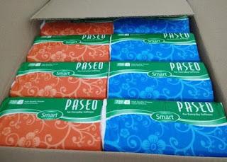 Distributor Tissue