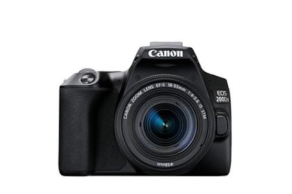 Harga Kamera Canon EOS 200D