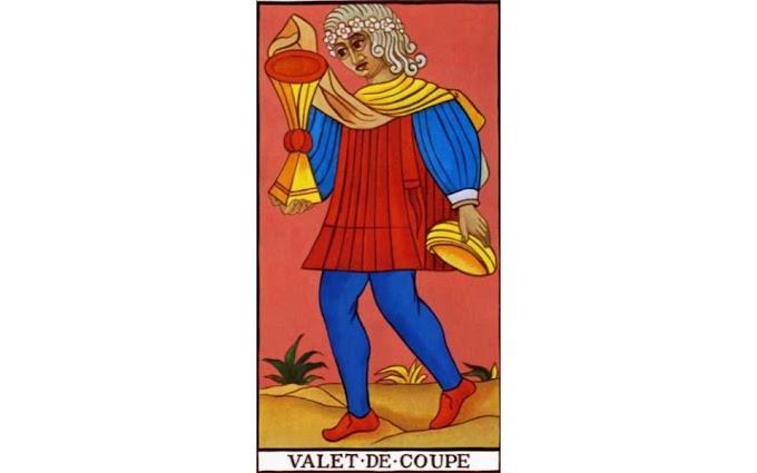La Signification Exacte Du Valet De Coupe Du Tarot De Marseille