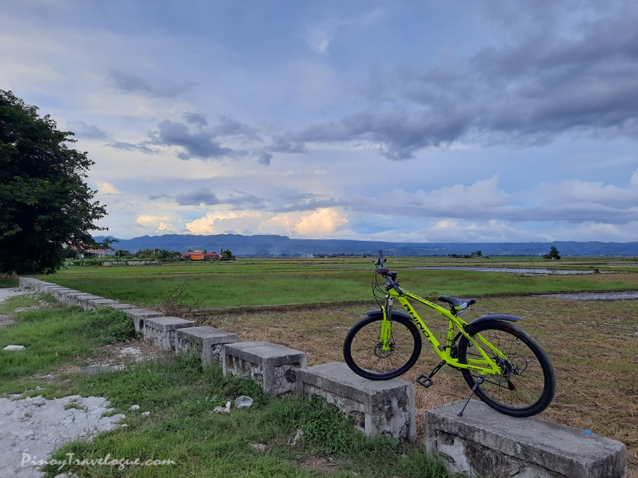 Scenic portion of Manila East Road, near Cardona-Morong boundary