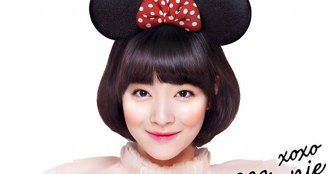Beauty Fashion Xoxo: Preview: Etude House Xoxo Minnie Mouse Collection 2013