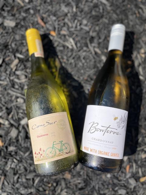Organic Chardonnay with Cono Sur and Bonterra