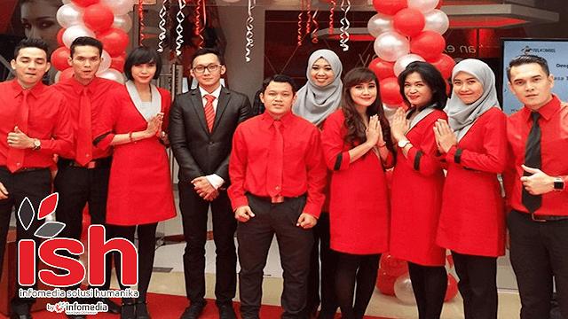 Lowongan Kerja Admin Finance PT Infomedia Solusi Humanika Tangerang