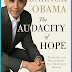 Book review :The AUDACITY of HOPE