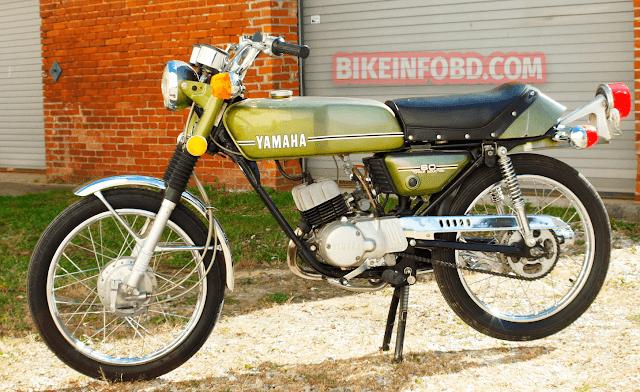 Yamaha RD60 in 1975