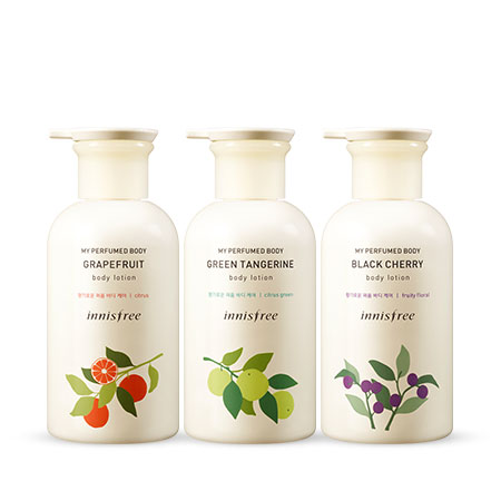 Body Lotion Innisfree