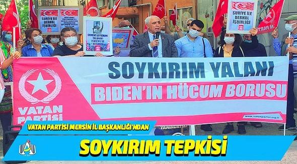 Vatan Partisi,MERSİN,Mersin Haber,SİYASET,