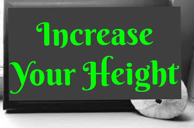 Increase your height using law of attraction