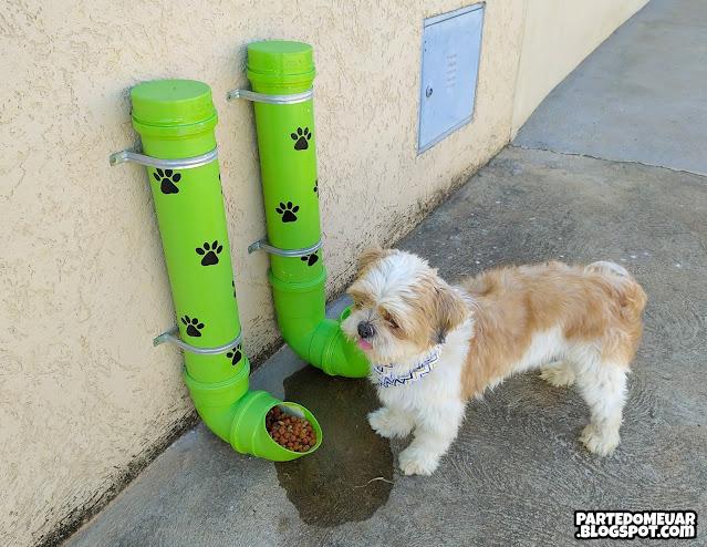 comedor cachorro