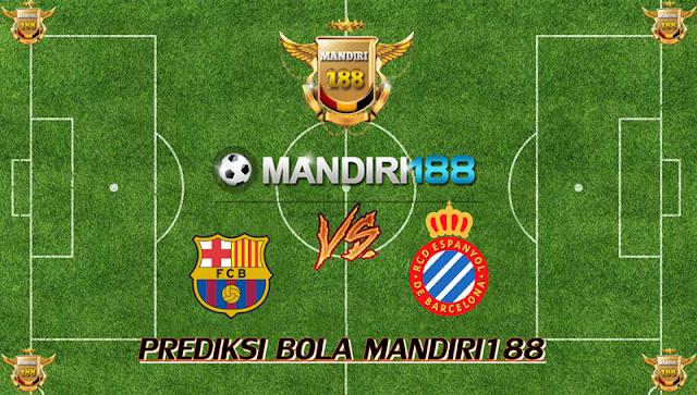 AGEN BOLA - Prediksi Barcelona vs RCD Espanyol 10 September 2017