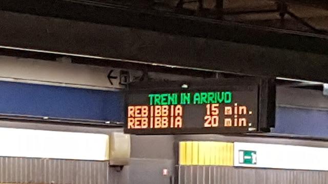 Situazione Trasporto Pubblico Roma mercoledì 12 giugno