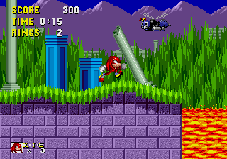 Sonic 3 Unlocked: Why no Knuckles in Sonic 1?