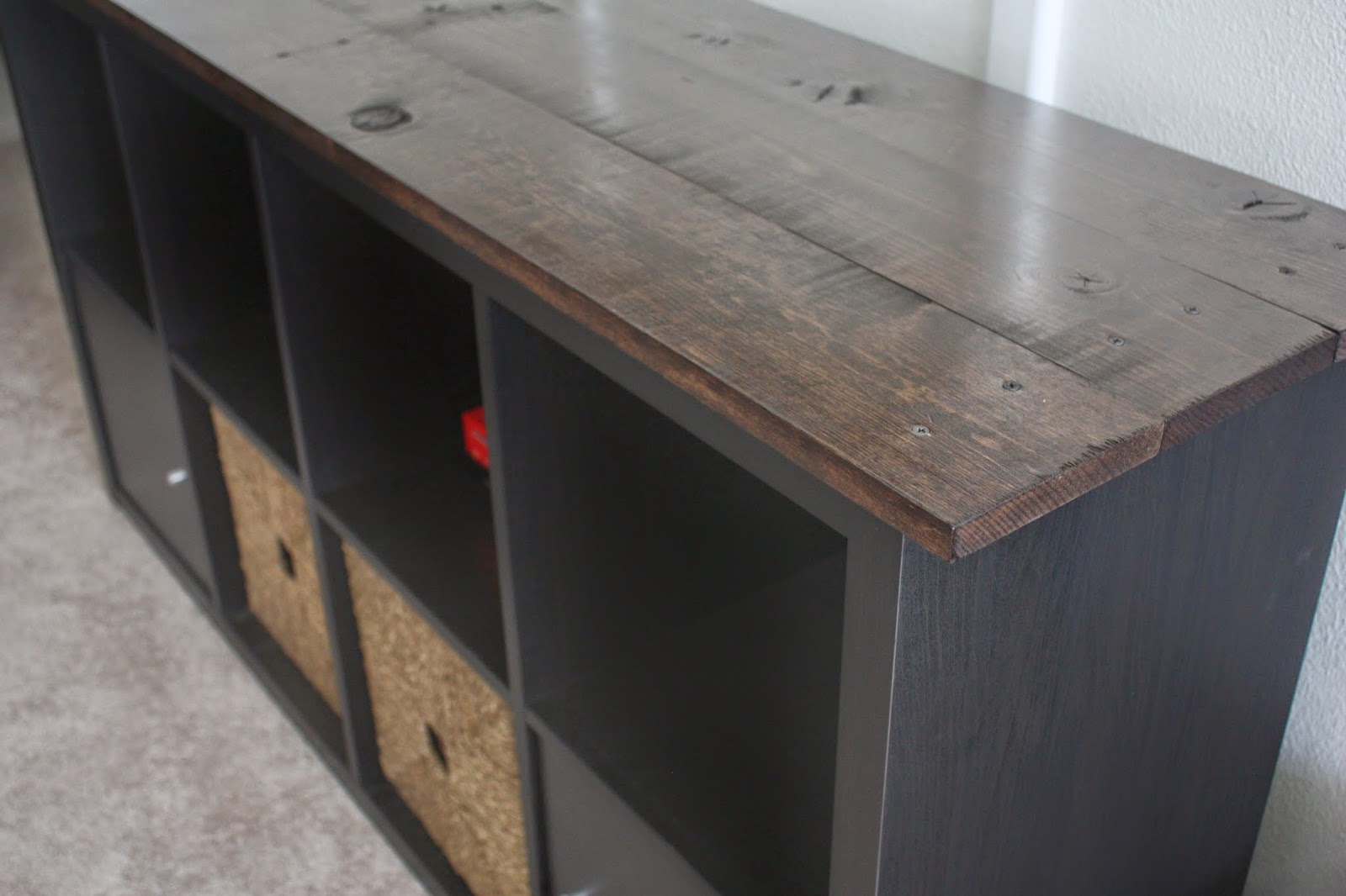 Quick And Easy Ikea Hack Kallax Expedit Laura Sosa