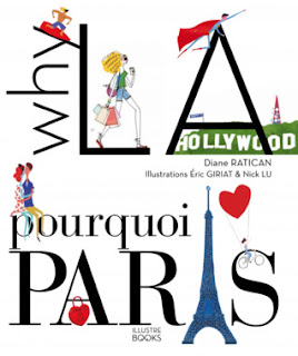 paris, la, book, travel guide, information