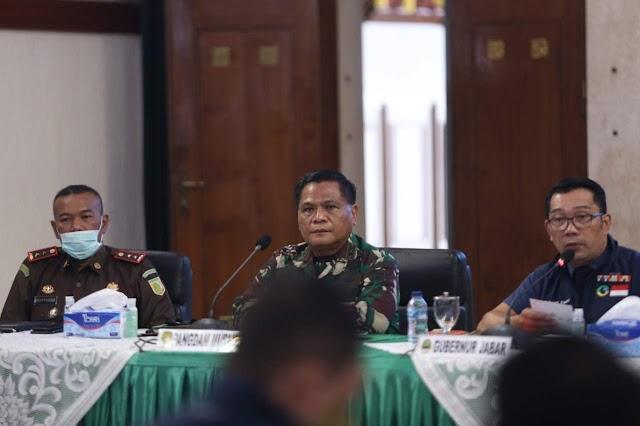 Jawa Barat Prihatin Atas Kejadian di Lampung dan Zona Merah di Kota Cimahi