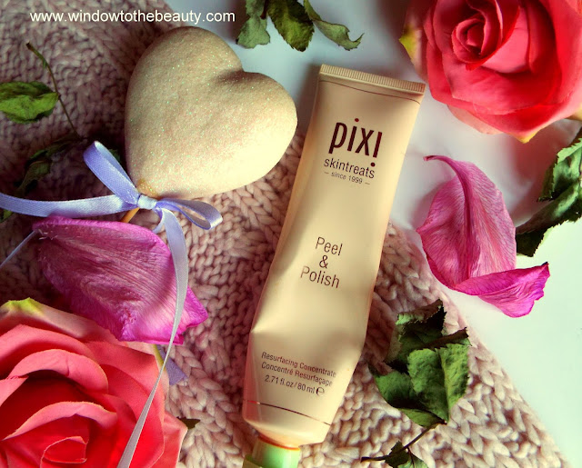 Pixi Peel and Polish results