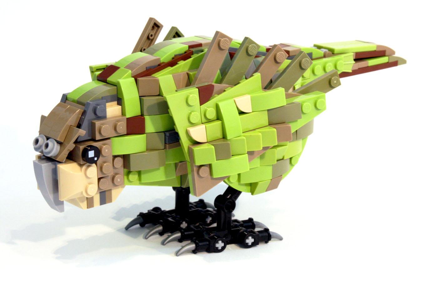 カーカーポー:Kakapo