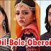 Dil Boley Oberoi : Gauri breaks Om-Shwetlana alliance in filmy style