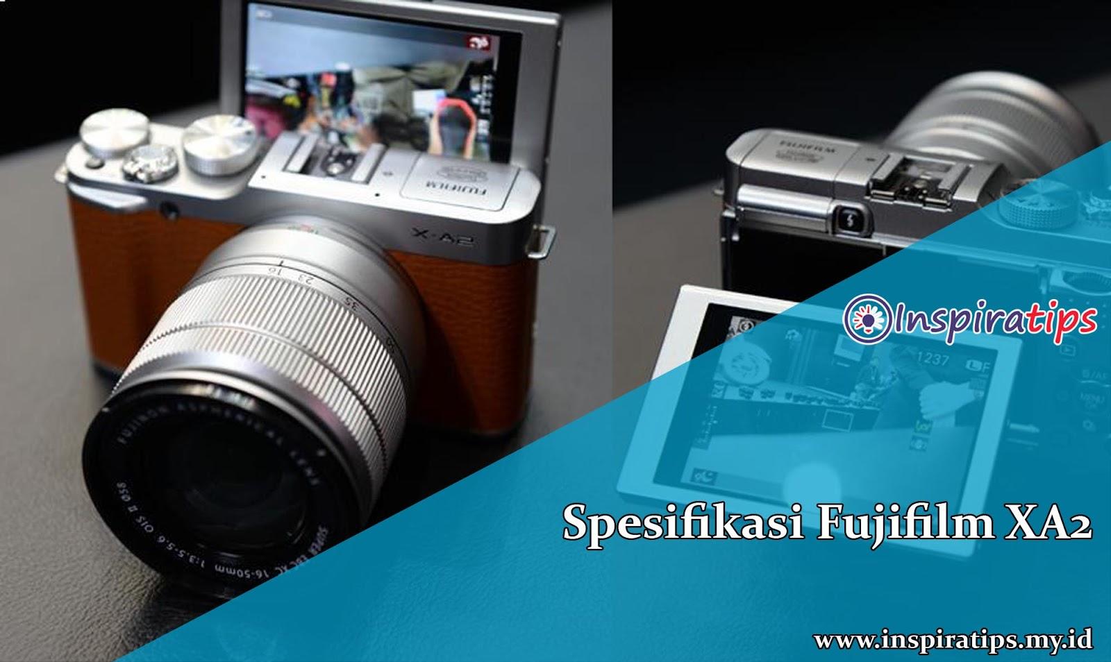 Spesifikasi Fujifilm XA2