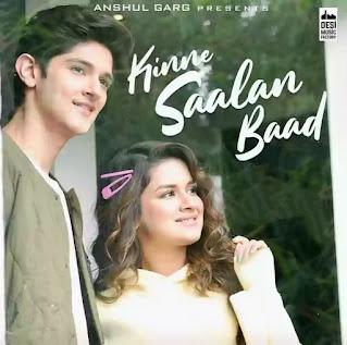 Kinne Saalan Baad Lyrics - Goldie Sohel feat. Avneet Kaur