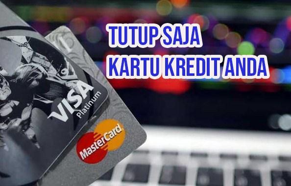 Cara Menutup Kartu Kredit BRI 2021