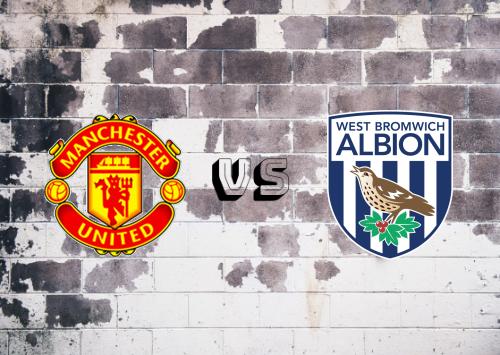 Manchester United vs West Bromwich Albion  Resumen & Partido Completo