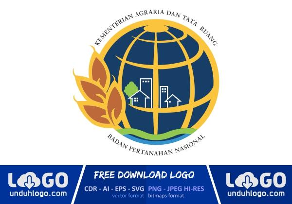 Logo Kementerian Agraria dan Tata Ruang